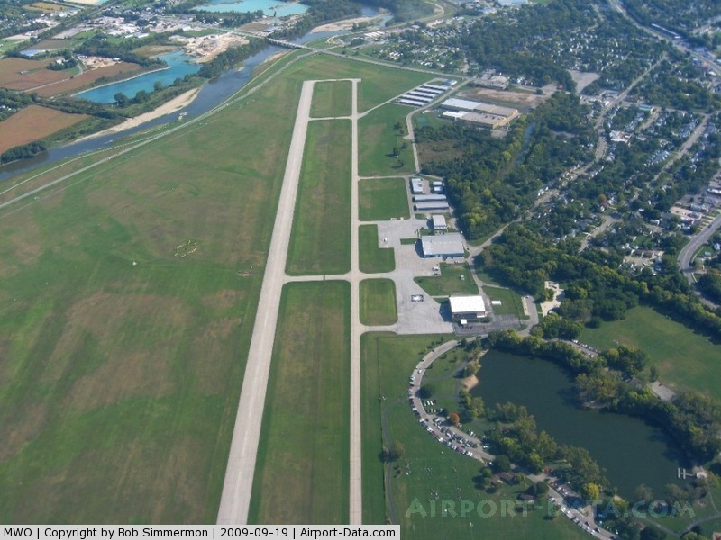 Middletown Ohio airport